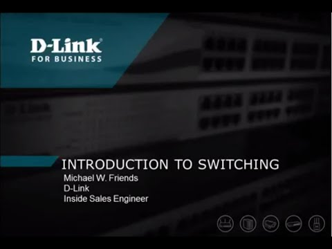 Introduction to Switching Webinar