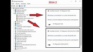 Instalare drivere Autocom CDP+ USB  / Install Autocom CDP+ USB drivers - Delphi 2014