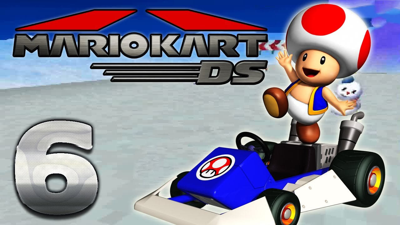 how to play mario kart parsec