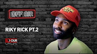 Riky Rick Shares The Stories Behind His Favourite Kicks With Loot Love