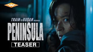 TRAIN TO BUSAN PRESENTS: PENINSULA (2020) Official Teaser   Zombie Action Movie