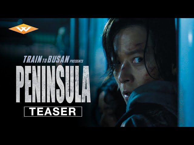 TRAIN TO BUSAN PRESENTS: PENINSULA (2020) Official Teaser | Zombie Action Movie