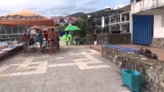 Хоста, городской пляж...(, 2012-12-21T13:45:11.000Z)