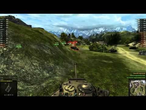 World of Tanks - M26 Pershing gameplay