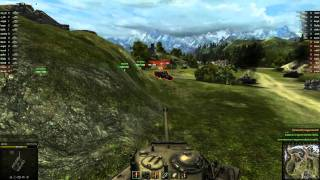 World of Tanks - M26 Pershing gameplay