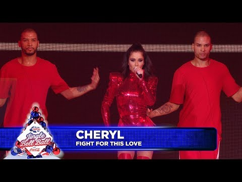 Cheryl - 'Fight For This Love' (Live at Capital's Jingle Bell Ball 2018)