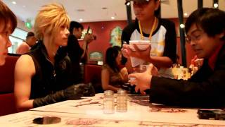 Having Lunch with Kaname