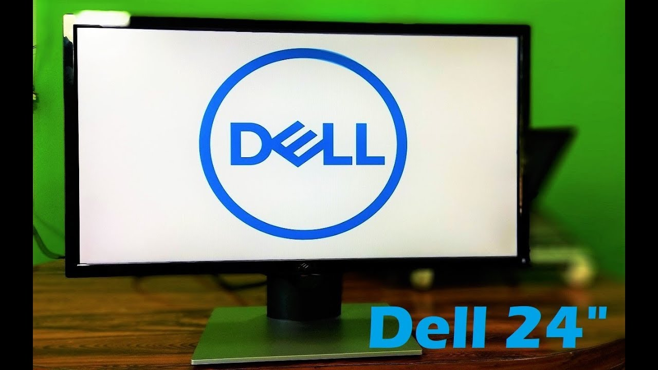 Unboxing and Quick Review of Dell 24 Inch IPS Monitor | Best in Low Range |  1080p Full HD Monitor