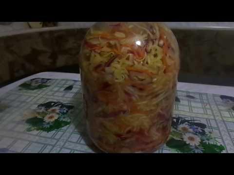 Простой рецепт очень вкусной маринованной капусты на зиму. без регистрации и смс