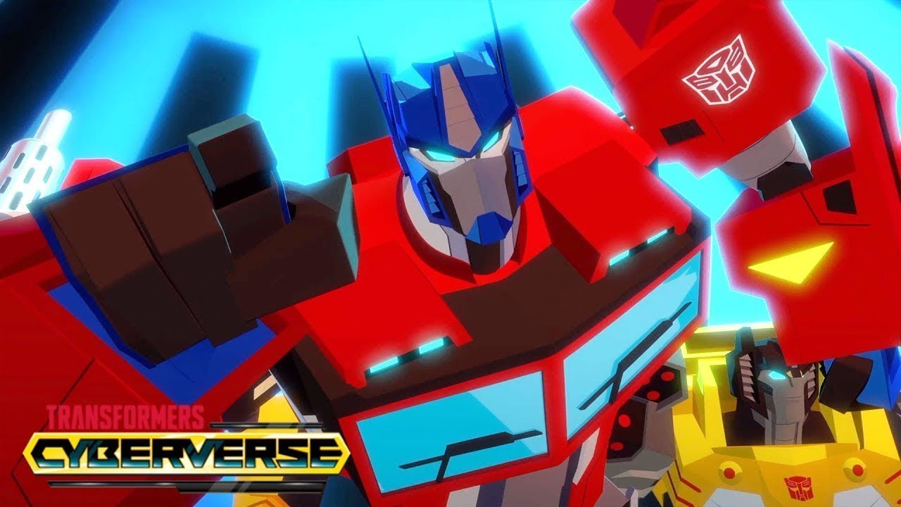 Download NÚI LỬA PHUN TRÀO 🔥 Episode 18 - Transformers Cyberverse: Season 1 | Transformers Official