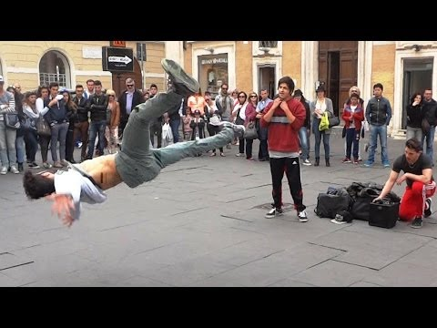 Hip Hop Music Dance - Street Artists Fly...
