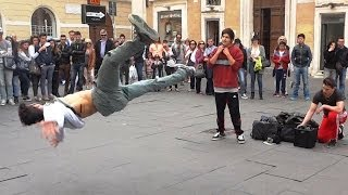 Hip Hop Music Dance - Street Artists Fly on Rap - Stafaband