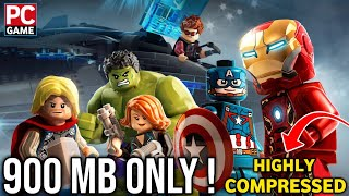 How To Download & Install Lego Marvel Avangers For PC