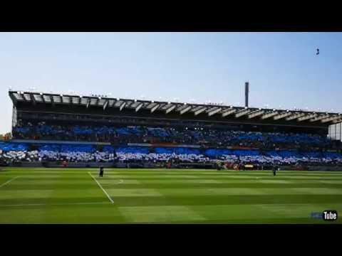 2017-2018 - Club Brugge-Anderlecht - Sfeer Voor de Match