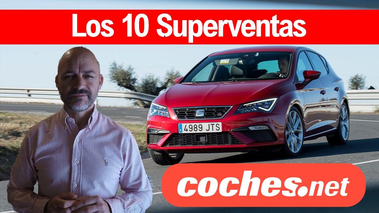 Los 10 coches más vendidos - Informe en español - coches.net - YouTube