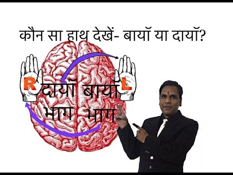 बायाँ या दायाँ, कौन सा हाथ देखें? Palmistry (Hindi, Video#2)