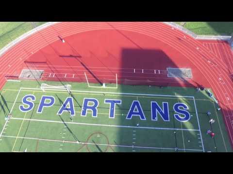 Bainbridge High School - Drone photography demo - High Res