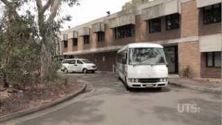 UTS Kuring gai campus video tour