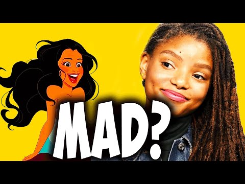 Halle Bailey Interview: Not My Ariel Little Mermaid Reaction