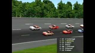 Let's Race - NASCAR Legends Race 2 - Atlanta