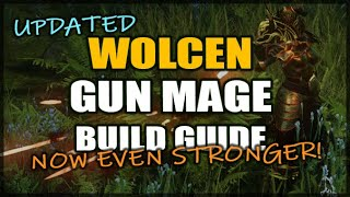 Wolcen: The Gun Mage Build Updated   Doubling The Double Damage & Major Defensive Improvements