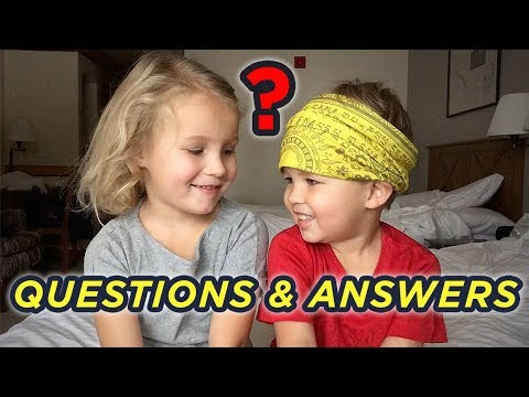 FAMILY TRAVEL!! Everything You Need to Know!! /// WEEK 97 : Question & Answer