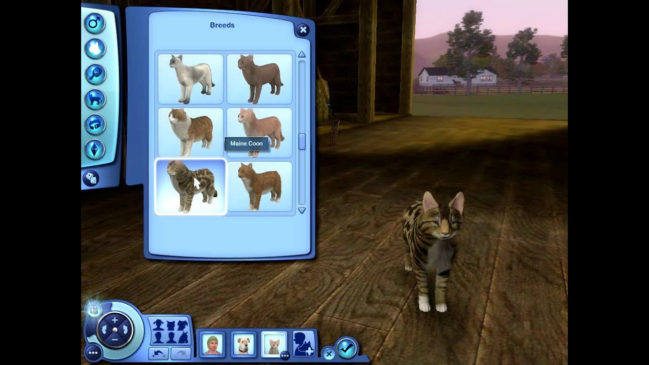 Sim  Dogs And Cats