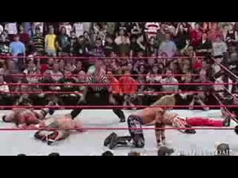 WWE Backlash 2007 John Cena Vs Randy Orton Vs Edge Vs Shawn Michaels 720p HD 2