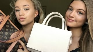One of Grace and Grace's most viewed videos: Whats In My Bag 2016¦ Grace and Grace