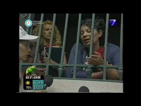 """""""Desayuno"""": represión y desalojo en el ex Padelai, 2003"""