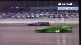 Ratbag Games Saturday Night Speedway - 30 lap late models