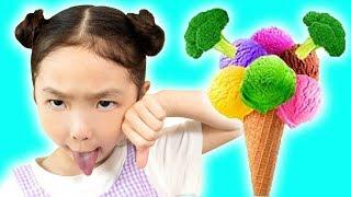 아이스크림 어린이 인기 동요| Do you Like Broccoli Ice Cream Song Nursery Rhymes - 마슈토이 Mashu ToysReview
