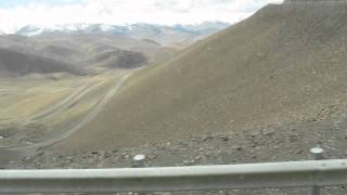 On the road - Tibet 2011