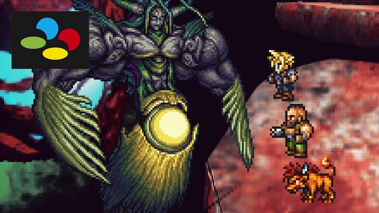 Final Fantasy VII OST - Birth of a God [SNES Edition]