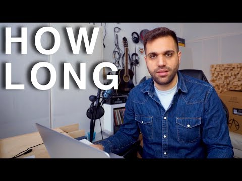 How Long it takes to Become a Music Producer?