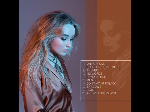 RUN AND HIDE - Karaoke - Sabrina Carpenter