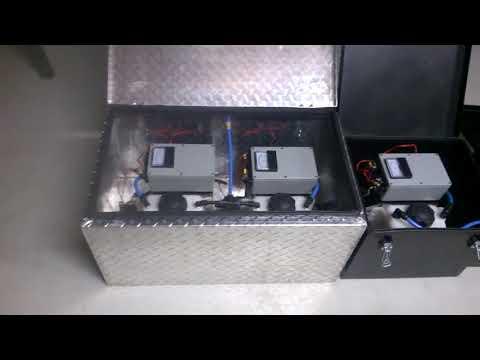 Hydrogen 111  generator for Motor Homes n Campervans-save fuel