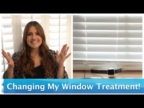 Ryan Seacrest - How to Upgrade Your Window Treatments Easily at Home!
