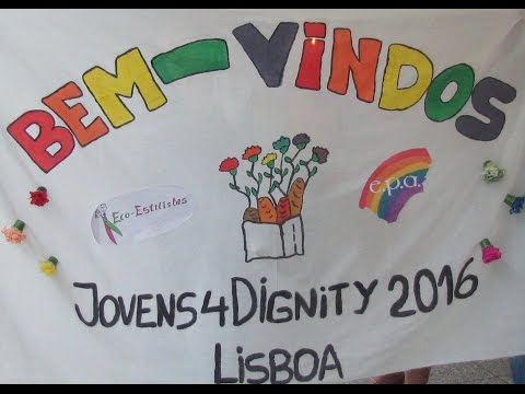 "e.p.a. International Training Seminar ""Jovens4dignity"", Lisboa 2016"