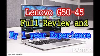 My Honest Review|| Lenovo G50 45|| In depth review