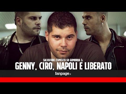 Gomorra 3 Salvatore Esposito Genny Savastano E Ciro Di Marzio Due Facce Della Stessa Medaglia