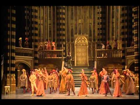 Prokofiev Romeo and Juliet  Ball Scene Macmillan