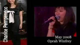 "Charice Pempengco ""I have Nothing"" (new music song 2009) + Download"