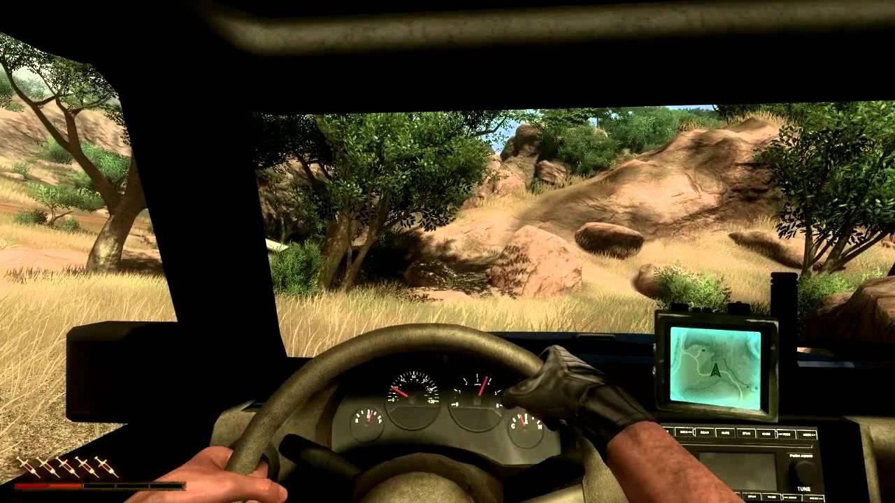 Far Cry 2 Gtx560 Non Ti Max Settings 3ghz Core 2 Duo Gameplay