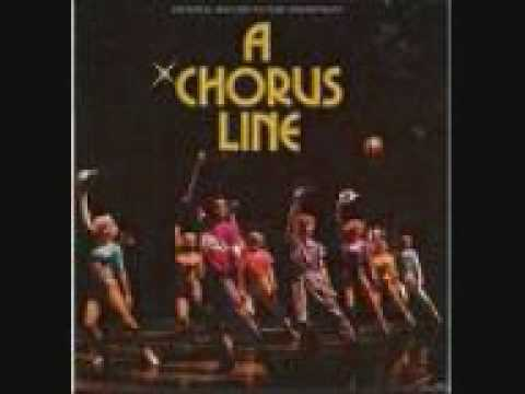 A chorus line - Let me dance for you
