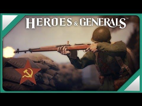 Heroes & Generals - AVS Sem modificações