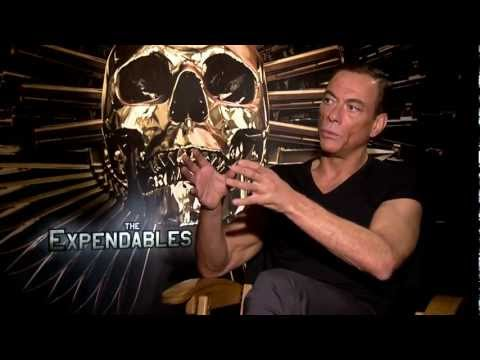 Van Damme | The Expendables 2 Interviews | Official [HD]