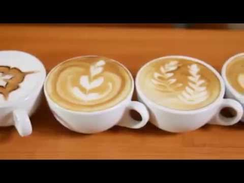 How to make cappuccino art