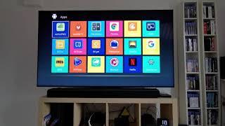 Test de la Box Android TV T9 Turewell