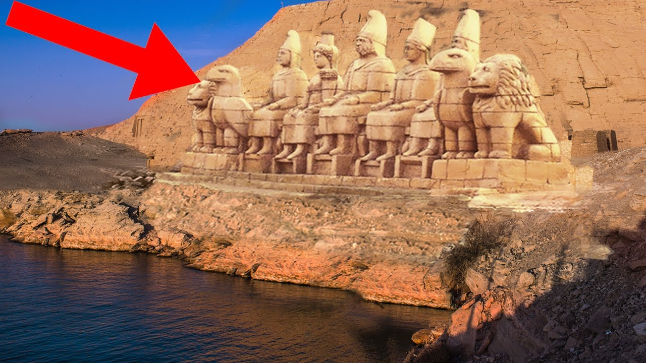 9 Most Mysterious Archaeological Sites In The World
